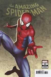 Amazing Spider-man #33 Variant 50 Copy Artist