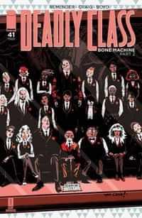 Deadly Class #41 CVR A Craig