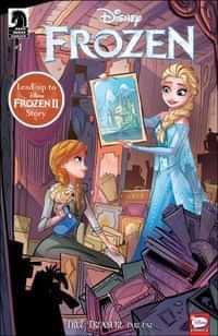 Disney Frozen True Treasure #1 CVR A Kawaii Studio