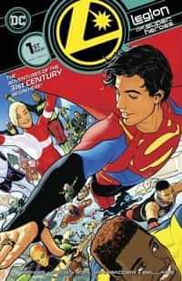 Legion of Super Heroes #1 CVR A