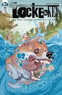 Locke and Key One-Shot Dog Days