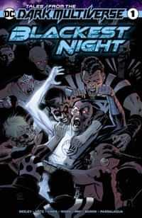Tales From The Dark Multiverse One-Shot Blackest Night