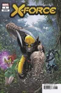 X-Force #1 Variant 25 Copy Ryp