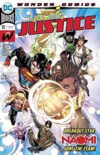 Young Justice #10 CVR A