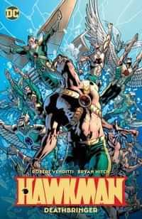 Hawkman TP 2018 Deathbringer