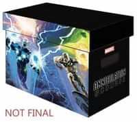 Marvel Comics Short Box Annihilation