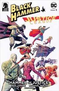 Black Hammer Justice League #5 CVR A Walsh
