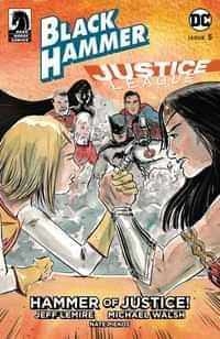 Black Hammer Justice League #5 CVR B Kindt