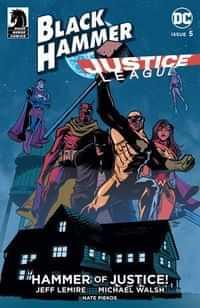 Black Hammer Justice League #5 CVR C Crystal