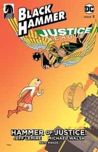 Black Hammer Justice League #5 CVR D Jarrell