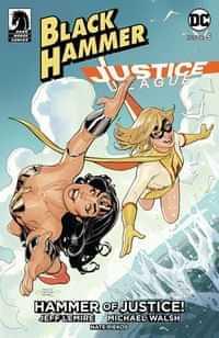 Black Hammer Justice League #5 CVR E Dodson