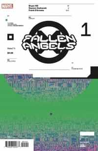 Fallen Angels #1 Variant 10 Copy Muller Design