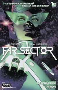 Far Sector #1 CVR A