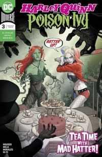 Harley Quinn and Poison Ivy #3 CVR A