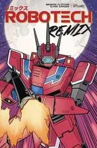 Robotech Remix #2 CVR B Wilson
