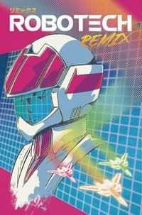 Robotech Remix #2 CVR C Renzi