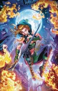 Robyn Hood Vigilante #1 CVR C Royle