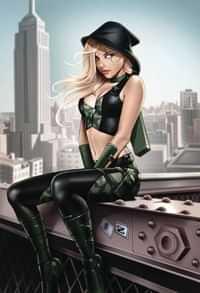 Robyn Hood Vigilante #1 CVR D Garvey