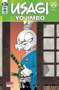 Usagi Yojimbo #6 35th Anniversary