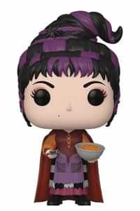 Funko Pop Hocus Pocus Mary with Cheese Puffs