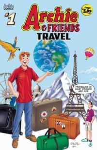 Archie and Friends Travel #1