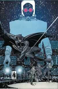 Batman White Knight One-Shot Von Freeze CVR B