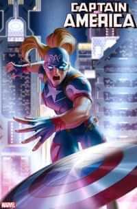 Captain America #16 Variant Yoon 2099