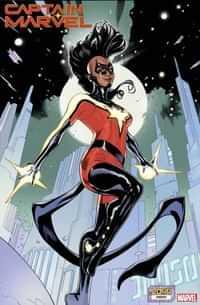 Captain Marvel #12 Variant Dodson 2099