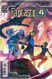 Fantastic Four 2099 One-Shot
