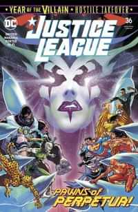 Justice League #36 CVR A
