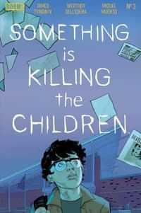 Something Is Killing Children #3 CVR A