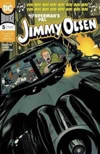 Supermans Pal Jimmy Olsen #5 CVR A