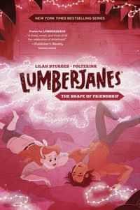 Lumberjanes GN Shape Friendship