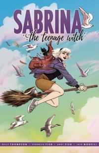 Sabrina Teenage Witch TP 2019 V1