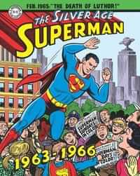 Superman HC Silver Age Sundays 1963 - 1966