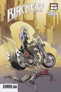 Black Cat #7 Variant Vatine 2020
