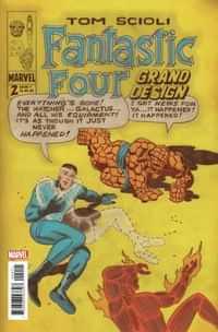 Fantastic Four Grand Design #2