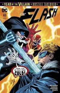 Flash #83 CVR A