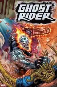 Ghost Rider 2099 #1 Variant Ron Lim
