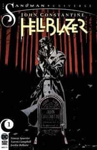 John Constantine Hellblazer #1 CVR A