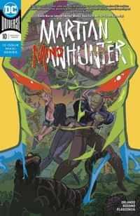 Martian Manhunter #10 CVR A