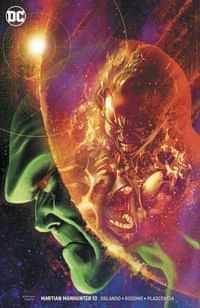 Martian Manhunter #10 CVR B