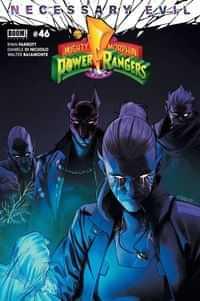 Mighty Morphin Power Rangers #46 CVR A Campbell