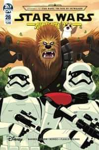 Star Wars Adventures #28 CVR A Charm