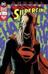 Supergirl Annual 2019