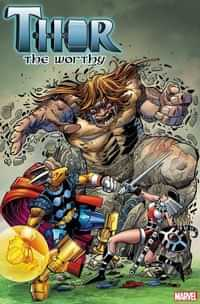 Thor One-Shot Worthy Variant Simonson