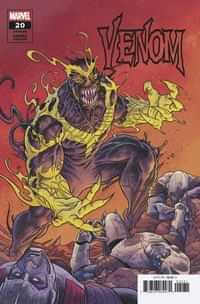 Venom #20 Variant Codex
