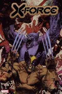 X-Force #2 Variant 25 Copy Zaffino
