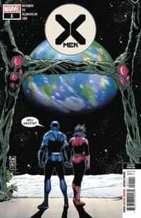 X-Men #1 Second Printing Camuncoli