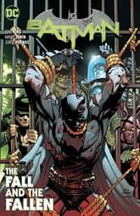 Batman TP Rebirth V11 the Fall and the Fallen